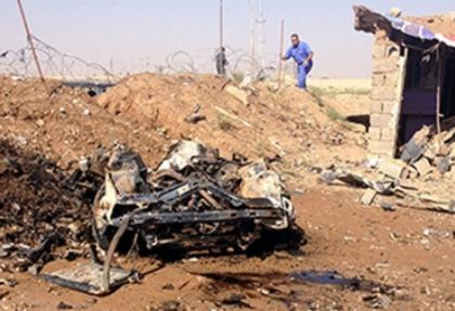 Irak'ta 50'yi aşkın terörist öldürüldü