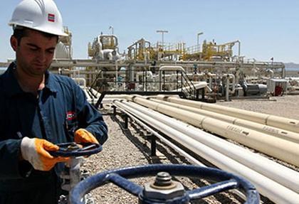irak'tan gelen petrol yuzde 37 azaldi