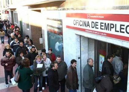 ispanya'da issiz sayisi geriledi