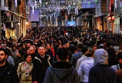 istanbul avrupa'nin en buyuk metropolu olacak!