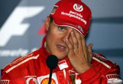 Michael Schumacher'in tedavi gördüğü hastanede skandal