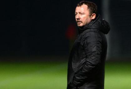 Sergen Yalçın Gaziantepspor'dan istifa etti