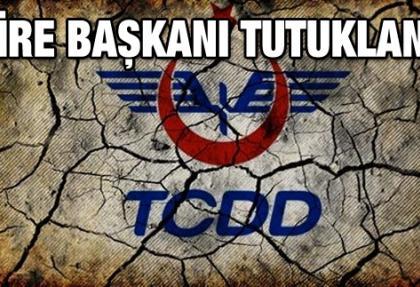 TCDD Limanlar Daire Başkanı Tutuklandı