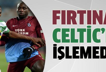 Trabzonspor 1 - 3 Celtic