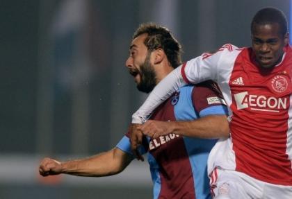 Trabzonspor, Ajax'ı 5-4 yendi