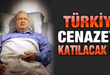 Türkiye, Şaron'un Cenazesine Katılacak mı?