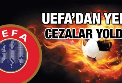 UEFA'dan artçı deprem