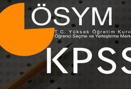 2014 KPSS başvuruları başlıyor