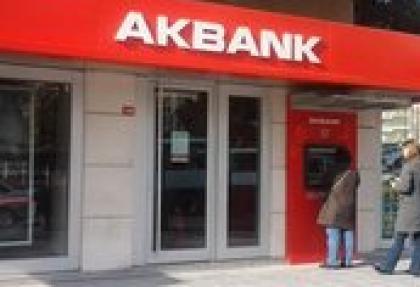 Akbank, 2013 yılı konsolide net kârı 3 milyar 77 milyon lira