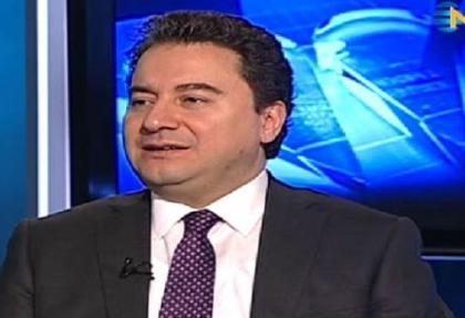 Ali Babacan: Türkiye'de kriz yok