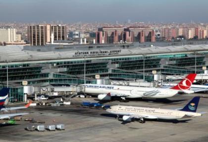 Atatürk Havalimanı'na 61 yeni park yeri açılıyor