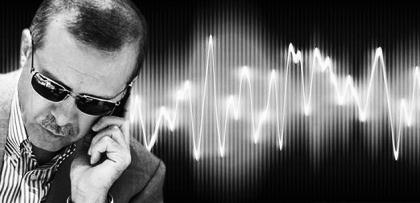 Ankara'da internetteki Ses kaydı hareketliliği