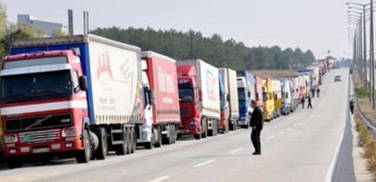 bulgaristan ile tir krizi cozuldu
