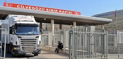 Cilvegözü Sınır Kapısı geçici olarak kapatıldı