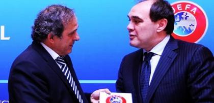 Başkan Demirören Türkiye'ye müjdeyle geldi