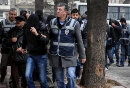 Dolandırıcılık operasyonu: 56 gözaltı