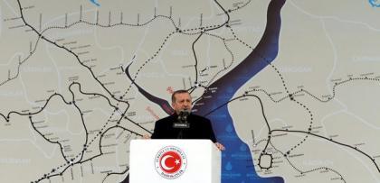 erdogan'dan paralel yapi medyasina ve hurriyet'e tepki