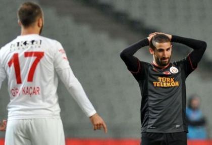 Galatasaray - Antalyaspor maç sonucu