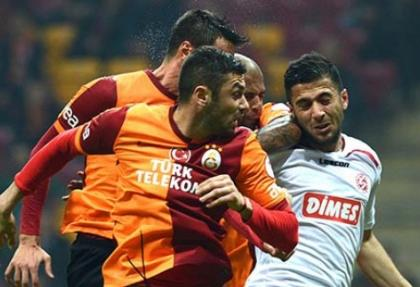 Galatasaray Tokatspor'a konuk oluyor