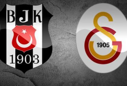 Galatasaray ve Beşiktaş zirve yarışında kozlarını paylaşacak