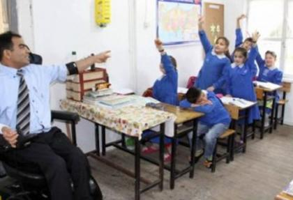 MEB engelli öğretmen alacak