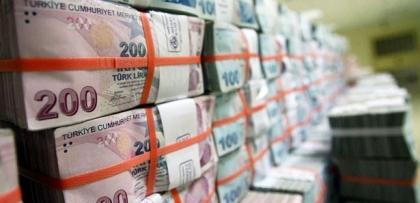 merkezi butce 1,9 milyar lira fazla verdi