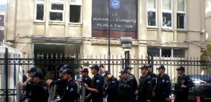 Marmara İletişim'de sınavlara girmeyen asistanlar olayı saptırıyor