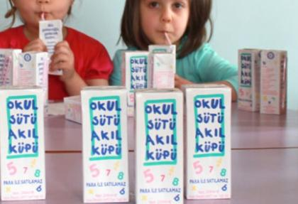 Okul sütü uygulaması pazartesi başlıyor
