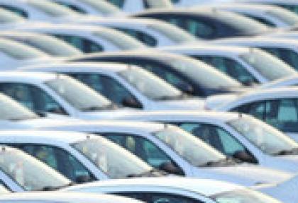 Ocak ayında Otomotiv pazarı yüzde 8 daraldı