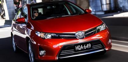 Toyota Türkiye'nin ocak ayı ihracatında artış