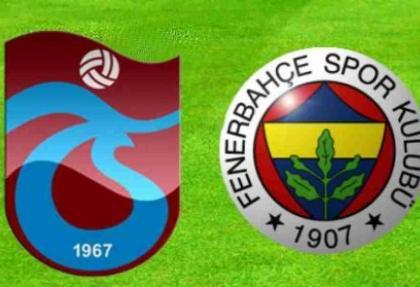 Trabzonspor- Fenerbahçe maçının tarihi belli oldu