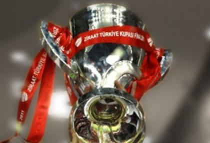 Ziraat Türkiye Kupası'nda yarı final eşleşmeleri