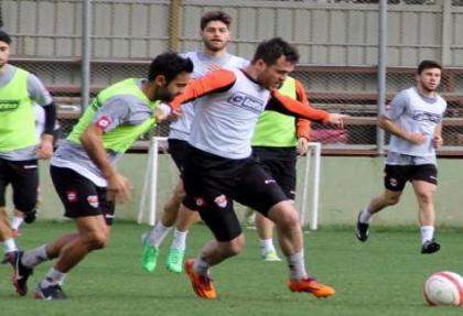 Adanaspor Boluspor'a yöneldi