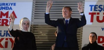 """Erdoğan, dış basına göre """"farklı zafer"""" kazandı"""