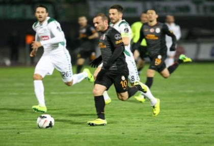 Aslan'ın vedası! Torku Konyaspor 0 - 0 Galatasaray