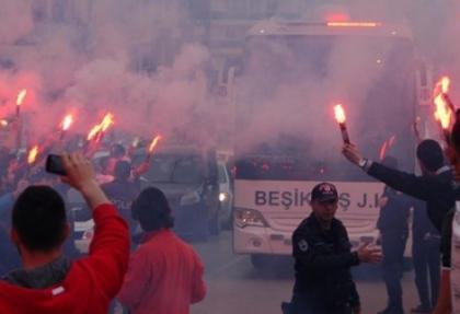 Beşiktaş'a Karabük'te coşku seli