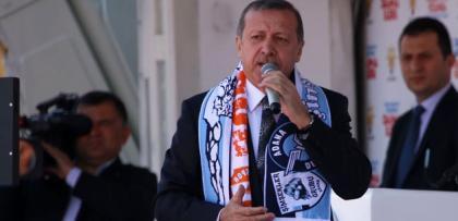 """Erdoğan: """"17 aralık iyi ki oldu.. Şer değil hayır olacak"""""""
