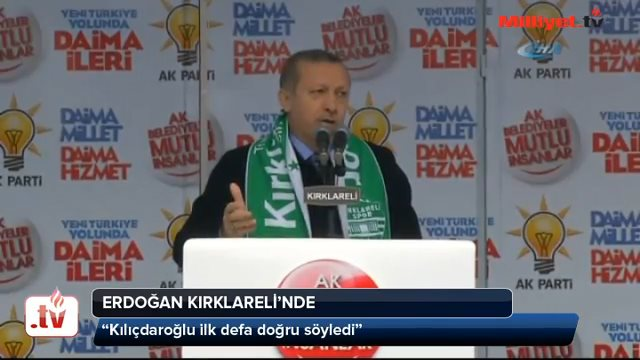 erdogan-kirklareli