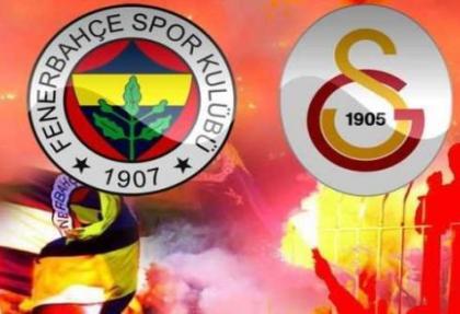 Galatasaray - Fenerbahçe derbisinin günü ve saati belli oldu