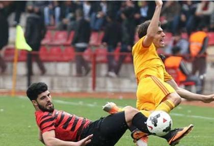 Gaziantepspor-Kayserispor: 2-1