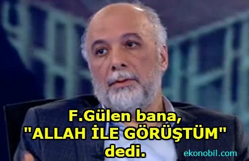 Gülen'in halefi görülen 2. adam Latif Erdoğan şok etti
