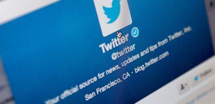 mahkemeden  twitter'in itirazina red