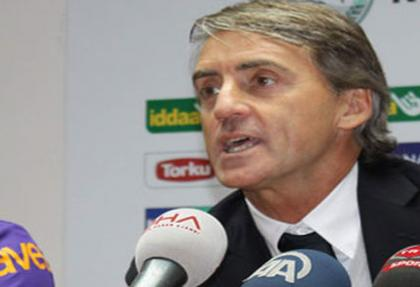 Mancini'yi sinirlendiren soru - video İzle