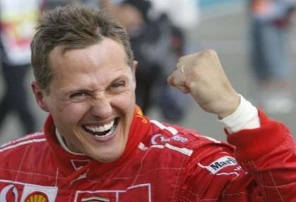 Michael Schumacher'den 73 gün sonra iyi haber