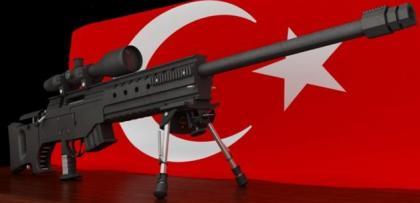 """Türkiye'nin milli silahı: Gururumuz """"BORA-12"""""""