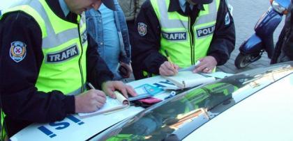 40 bin 53 surucuye ceza kesildi