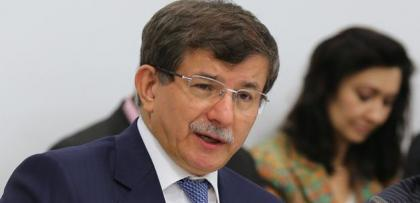 Davutoğlu'ndan İsrail, Suriye ve Twitter açıklaması