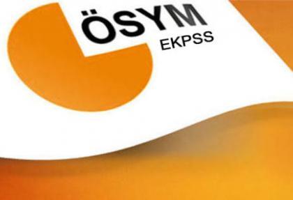 Engelli Kamu Personeli Seçme sına (EKPSS) yarın yapılacak