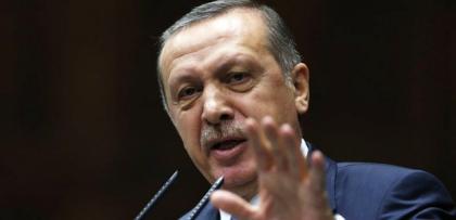 erdogan: yerle yeksan olacaklar