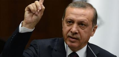 """Erdoğan'dan AYM'ye: """"Ticari şirketlere hizmet ettiniz, bu yaklaşım yanlış"""""""
